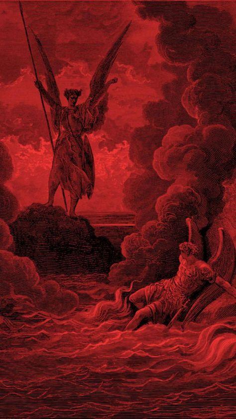Satan by Gustave Doré
