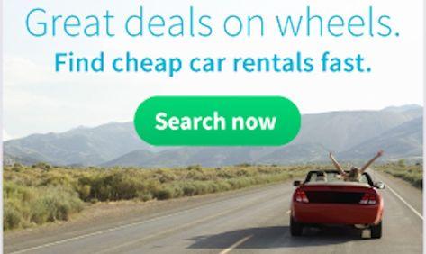 Car Rentals Deals At Skyscanner Car Rental Deals Car Rental