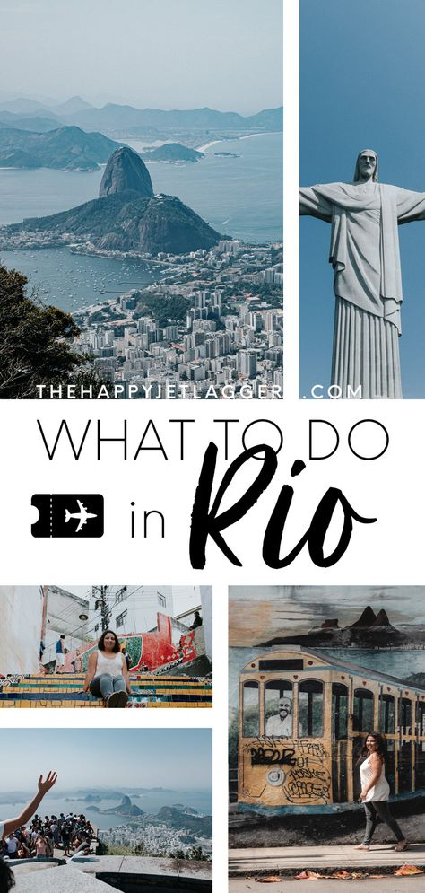 Things to do in Rio de Janeiro ► Top 10 Attractions ◄ Travel Guide