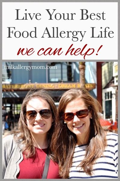 Pin On Milk Allergy Mom