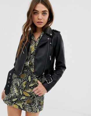 no sale tax unique design on feet images of Pull&Bear pu biker in black in 2019 | WISH LIST | Pull ...