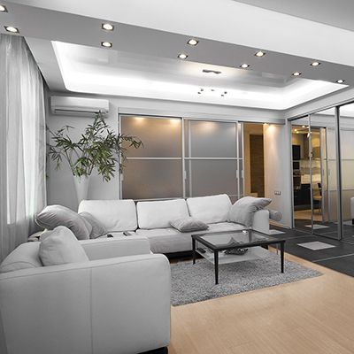 Learn How To Lay Out Recessed Lighting This Guide Answers Questions About Planning Recessed Lighting Living Room Recessed Lighting Layout Living Room Lighting