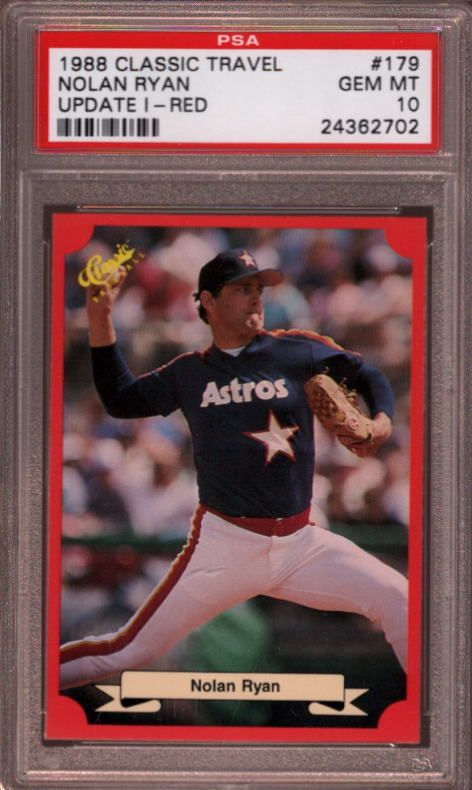 1988 Houston Astros Media Guide Nolan Ryan