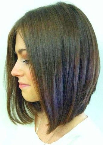 Frisur lange haare bob