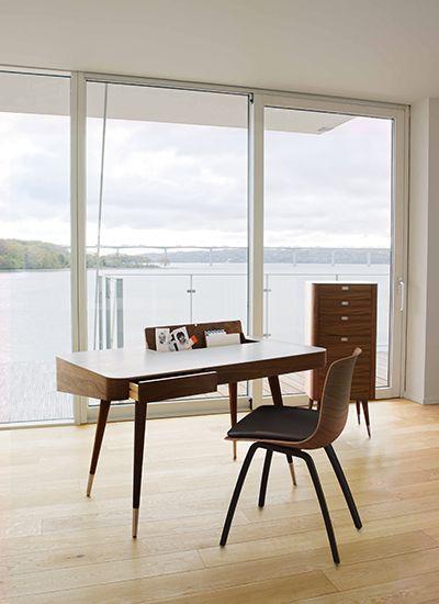 Petit Bureau Scandinave Point Ak1330 Naver Bureau Retro Bureau Design Mobilier De Salon