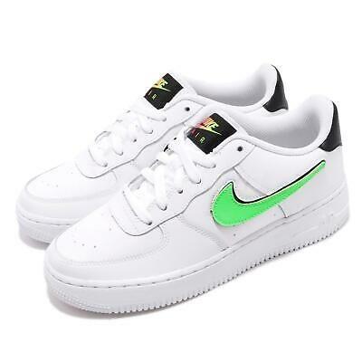 Nike OFF White Air Force 1 Black White NWT