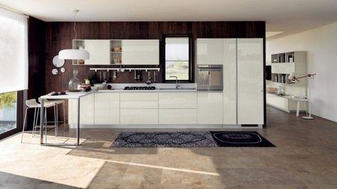 Come decorare le pareti di una cucina: 5 idee funzionali e colorate ...