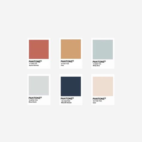 """Love, love, love @fridesevereide 's beautiful new brand colors. 〰️ Colors must fit together like pieces in a puzzle or cogs in a wheel"""" -…"""