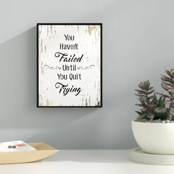 You Are Capable Of Amazing Things Motivation Picture Frame Textual Art Print On Canvas In 2021 Custom Picture Frame Happy Frames Design