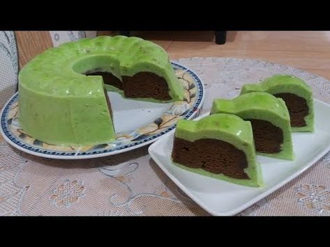 Pin Di Puding Brownies Alpukat