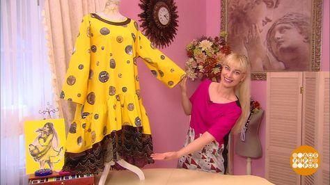 db423916a62 Солнечное платье от Ольги Никишичевой. (08.06.2017)