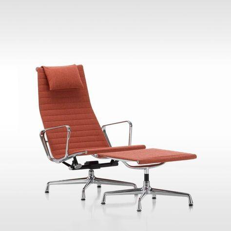 Charles Eames Bureaustoel.Vitra Bureaustoel Aluminium Chair Ea 119 Stof Door Charles Ray