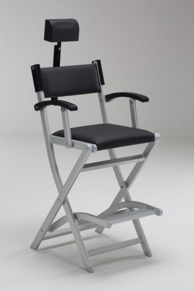 Set Makeup Chair With Headrest Makeup Artist Chair Aluminum Chairs Chair