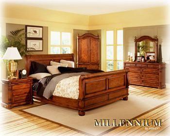 Ashley Furniture Serengeti Bedroom Set