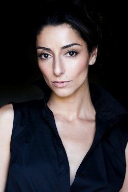 Necar Zadegan. In my opinion, one of the world's most beautiful women.