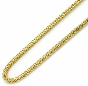 Wheat Chain Spectacular Jewelry Accessory Of Splendid Visual Quality Chains Necklace Necklace Chain