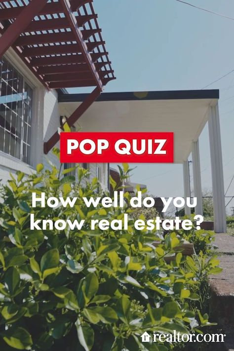 Pop Quiz: How much house can you afford? Learn about the 28% rule and more from the experts at Realtor.com, so you can purchase your first home with confidence. #ad