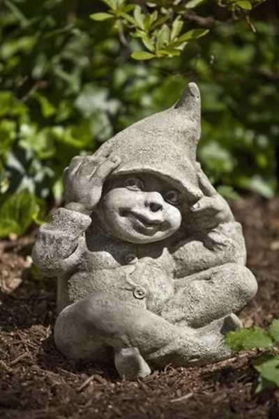 Gartendeko Steinfigur Skulptur Kobold Martin Pheeberts Fiona Scott Steinguss Ebay Gartenstatue Gartensteine Gartenskulpturen