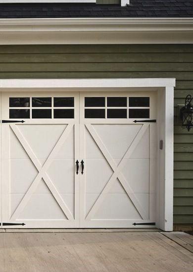 Garage Door Colours Ideas Uk And Pics Of Garage Doors Spring Replacement Garagedoors Garage Garageorga Garage Door Design Barn Door Garage Farmhouse Garage