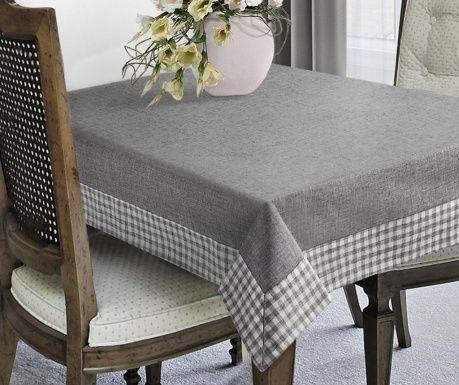 Obrus Berit Grey 85x85 Cm Furniture Home Decor Outdoor Ottoman