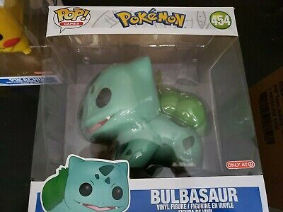 Ebay Sponsored Funko Pop 37886 Bulbasaur 10 Inch Pokemon Vinyl Figure In 2020 Vinyl Figures Pokemon Bulbasaur