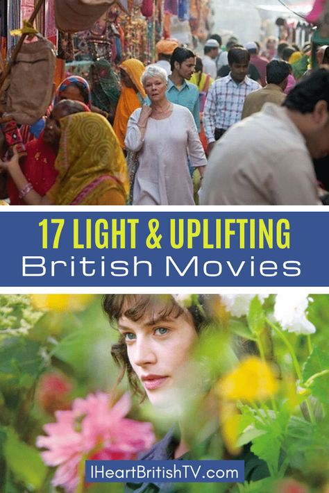 17 Light Uplifting Feel-Good British Movies You Can Stream Right Now ( 1 You Can't) Netflix Movies To Watch, Good Movies To Watch, Great Movies, Best British Movies, Movie List, Movie Tv, Movies Showing, Movies And Tv Shows, Family Movies
