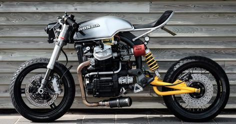 Radical CX 500 | Luuc Muis Creations