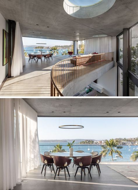 Best The Crescent House By Matthew Woodward Architecture 640 x 480