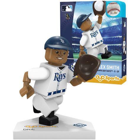 6d9137191 Mallex Smith Tampa Bay Rays OYO Sports MLB Player Minifigure ...