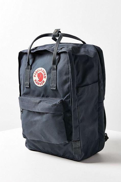 """Slide View: 2: Fjallraven Kanken 15"""" Padded Laptop Backpack"""