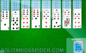 Pin En Juegos De Spider Solitaire