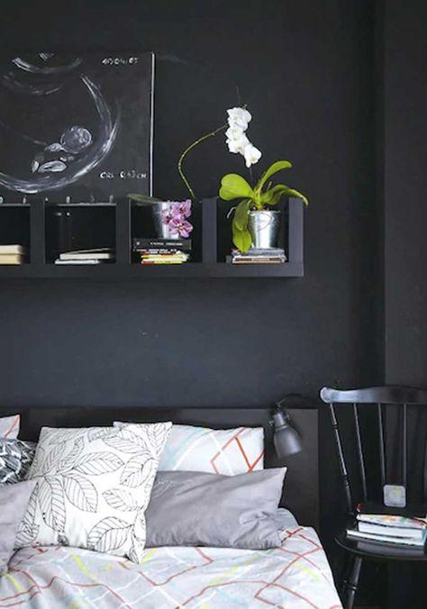 Libreria Sopra Letto Matrimoniale.Mensole Ikea 15 Modi Di Utilizzarle In Modo Furbo Per Arredare