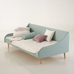 Lit 1 Personne Avec Sommier Et Tiroir Crawley Bed Daybed Bed