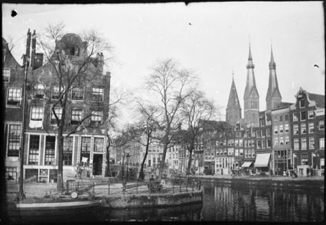 Brouwersgracht Amsterdam - George Breitner