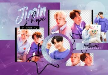 Png Pack Jimin X J Hope 2 White Day By Hallyumi White Day Day Jimin