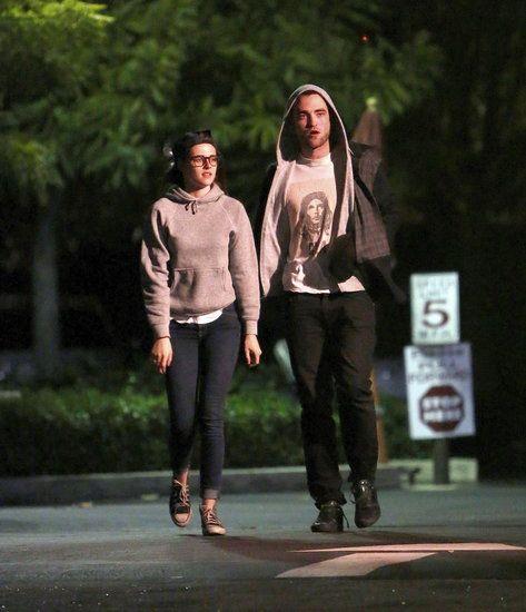 är Kristen Stewart och Robert Pattinson dating 2013