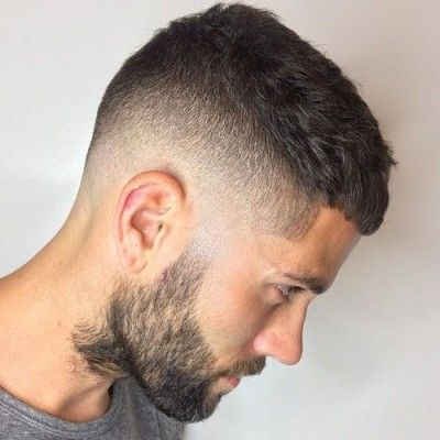 40 Timeless French Crop Haircut Variations In 2018 Styling Guide Barbershophaircuts Mens Haircuts Short Crop Hair Thick Hair Styles