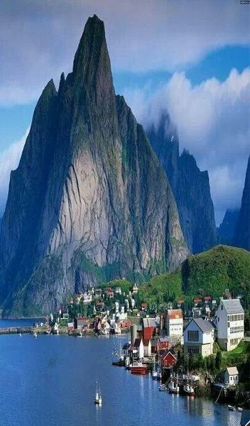 Beautiful Norway.