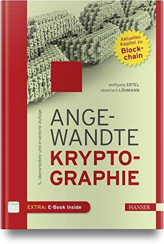 Angewandte Kryptographie Mit Aktuellem Kapitel Zu Blockchain Mit Kryptographie Angewandte Aktuellem Ich Liebe Bucher Fantasy Bucher Kapitel