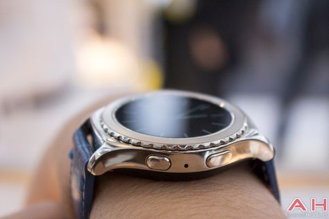 Rumor: Samsung Gear S3 To Launch At IFA With Rotating Bezel #android #google #smartphones