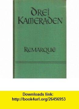 Remarque Drei Kameraden Pdf Download