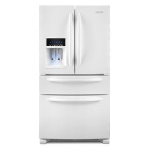 Orvilles Home Appliances KFXS25RY KitchenAid 25.0 Cu. Ft. Standard-Depth French Door Refrigerator    OUR NEW FRIDGE.