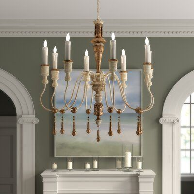 Dagnall 3 Light Candle Style Chandelier