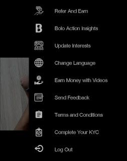 Inside Bolo Indya Change Language Earnings Algorithm