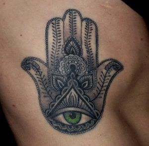Hamsa Tattoos - Meaning and Ideas - Find the best tattoo artists, anywhere in the world.