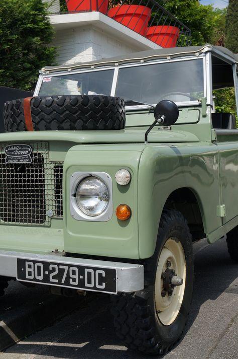 Land Rover Serie 3 Restauration : rover, serie, restauration, Idées, ROVER, RESTAURATION, Voiture,, Rover,, Rover, Defender