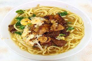 Mie Tite Khas Semarang Di 2020 Resep Masakan Masakan Makanan