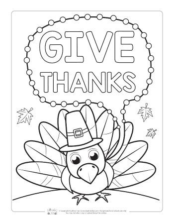 Thanksgiving Coloring Pages Funny You'll Love