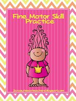 Loaded Fine Motor Skills- Crazy cute