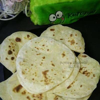 Tortilla Homemade Kulit Kebab Kebab Makanan Makanan Dan Minuman